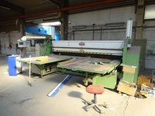 Favrin 4050 x 3 mm CNC Hydrauli