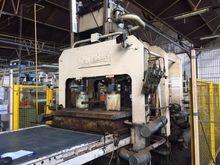 Siempelkamp panel press 470 ton
