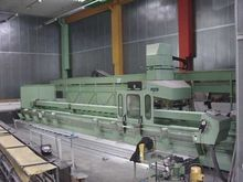 Unisign Univers 4.2 CNC Bed mil