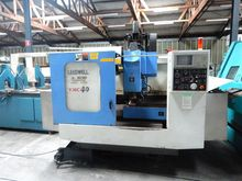 Used Leadwell VMC 40
