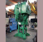 Imac Forging 750 ton Die-forgin