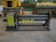 Used ZM 2000 x 6 mm