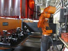 Cloos Romat 410 Compact robot w