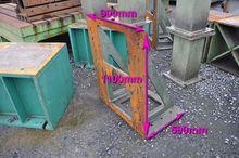Clamping bracket 1100 x 900 mm