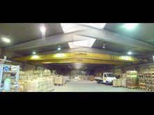 Deman 3,2 ton x 24 900 mm Conve