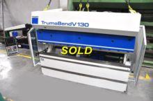 Trumpf TrumaBend V130 130 ton x