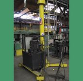 ZM Welding Crane Turning gears