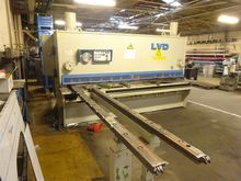 LVD MVN 3100 x 10 mm Hydraulic