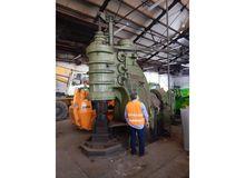 Bêché forging hammer 2040 kgm D