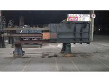 Scrap balling press 150 ton Scr
