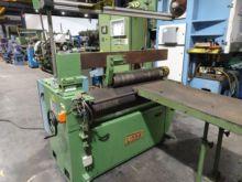 Lisse 1200 x 4 mm Bending rolls