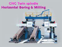 Daewoo HKDB 130P CNC duplex bor