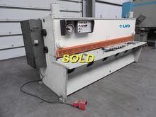 LVD MVN 4100 x 4 mm Hydraulic g