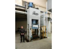 Lasco TSP 250 ton Die-forging h