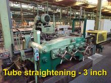 Bigwood Tube/Bar straightening
