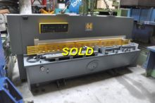 Haco TS 3100 x 15 mm Hydraulic