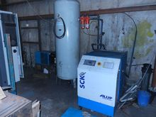 Alup SCK 428 - screwcompressor