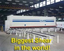 LVD MVSB 12000 x 20 mm CNC Hydr
