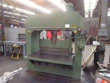 ZM 200 ton H-frame presses