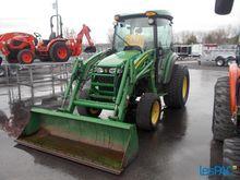 Tracteur John deere 4720 cabine