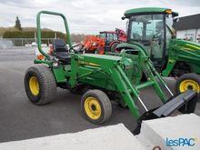 Tracteur John Deere 955 4X4 199