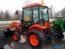 Tracteur Kioti CK30 usagé 2016