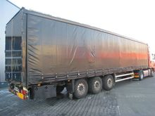2001 Schmitz Cargobull S01 Taut