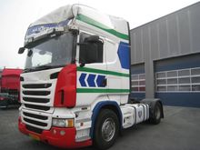 2012 Scania R440 RETARDER