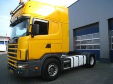 2002 Scania R114-380 4x2T Manua