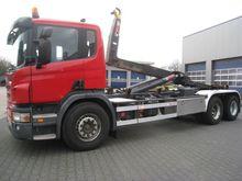 2007 Scania 380 6x2 Multilift H