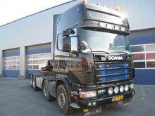 2002 Scania G164-480 8x2 VDL Ho