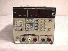 Tektronix PS5010 Triple Output