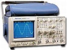 Tektronix 2445B 4Ch 150 MHz Ana