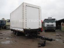 1997 Schmitz Cargobull VAN ECK