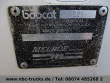 Bobcat 225 KETTENBAGGER