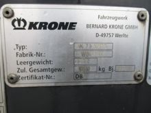 Used 2008 Krone SYST