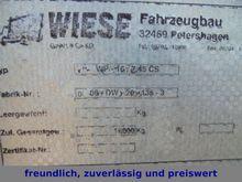2006 Schmitz Cargobull WIESE