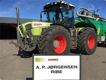 2010 CLAAS XERION 3800 TRAC