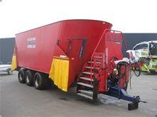 2006 Kverneland Siloking UM 40