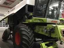 Used CLAAS LEXION in