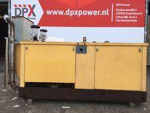 1980 MAN V12 - 210 kVA -