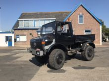 Used Mercedes Benz Unimog for sale  Mercedes-Benz equipment & more