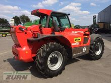 New 2012 Manitou MLT