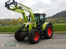 2009 CLAAS Arion 540 #50085-121
