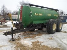 2008 BALZER 3750 MAGNUM