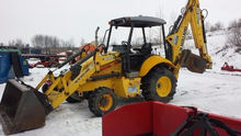 2008 New Holland B95TC