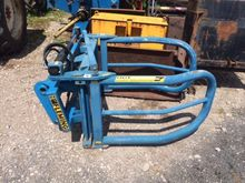 Fleming Bale forks and gripper