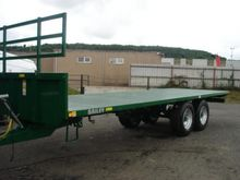 farm trailer : Bailey Flat 10