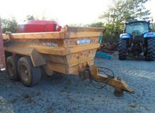 2004 Chieftain 12 Ton Dump Trai