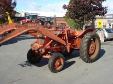 1966 Nuffield 1060 Antique trac
